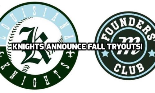 Knights Announce 2018 Fall Tryout Dates!